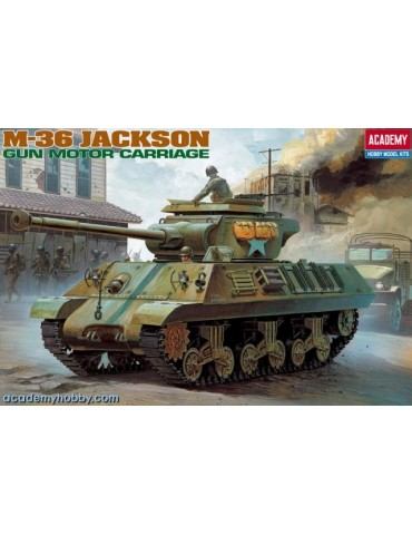 Academy 1395 M-36 Jackson...