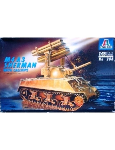 Italeri 288 M4A3 Sherman...