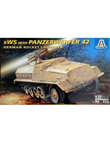 Italeri 356 sWS with...