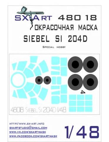 SX-Art 48018 Окрасочная...
