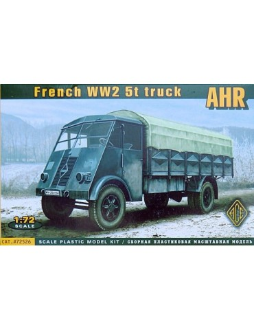 ACE 72526 AHR French 5t...