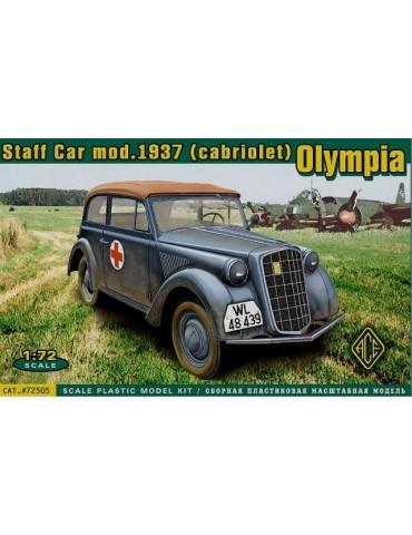 ACE 72505 Olympia Staff Car...