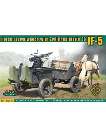 ACE 72510 Horse drawn wagon...