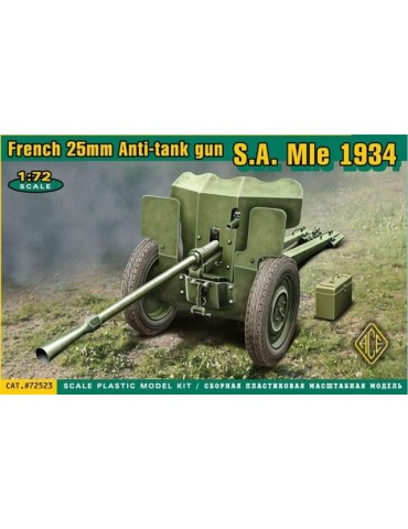 ACE 72523 French 25mm...
