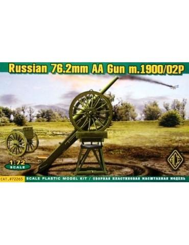 ACE 72265 Russian 76.2mm AA...