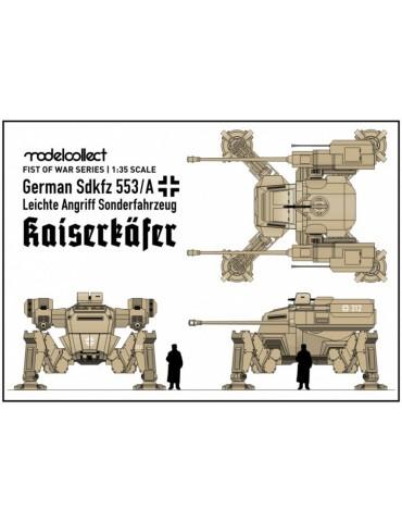 Modelcollect UA35004 Fist...