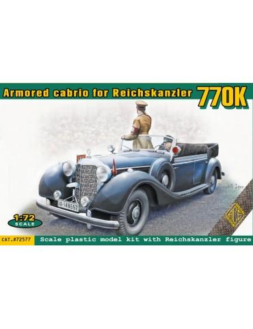 ACE 72577 Armored Cabrio...