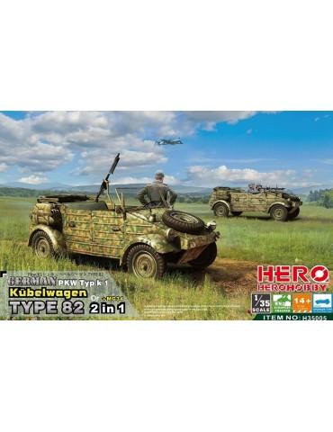 Hero Hobby Kits H35005...