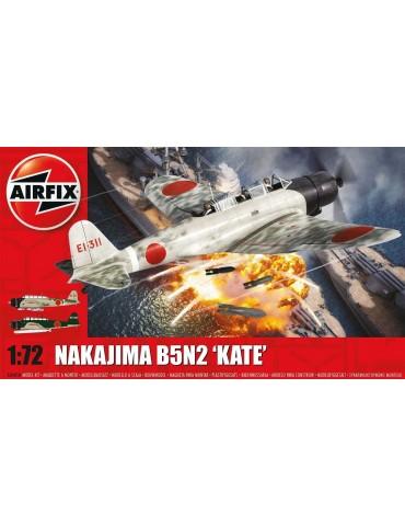 Airfix A04058 Nakajima B5N2...