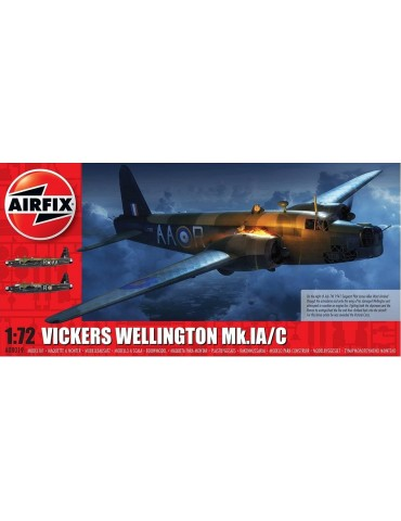 Airfix A08019 Vickers...
