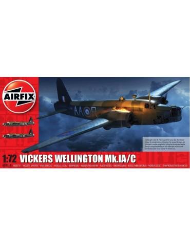 Airfix A08019 Vickers Wellington Mk.IA/C 1/72
