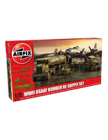 Airfix A06304 WWII USAAF Bomber Re-Supply Set 1/72