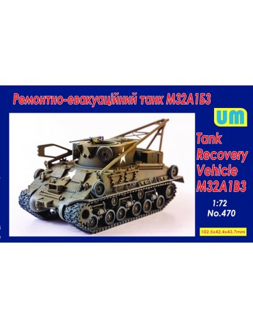 UM 470 Tank Recovery...