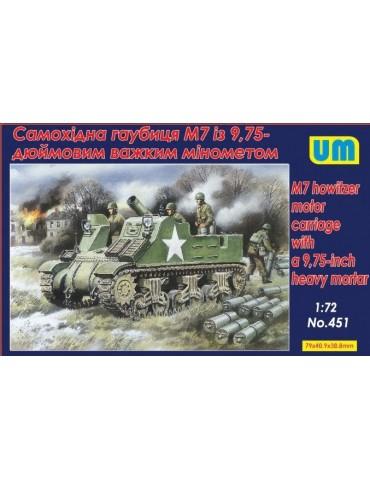 UM 451 M7 Howitzer Motor...