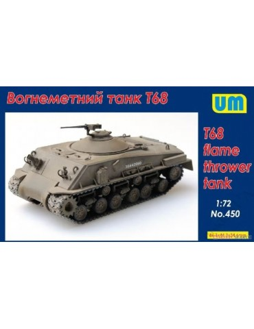 UM 450 T68 Flamethrower...
