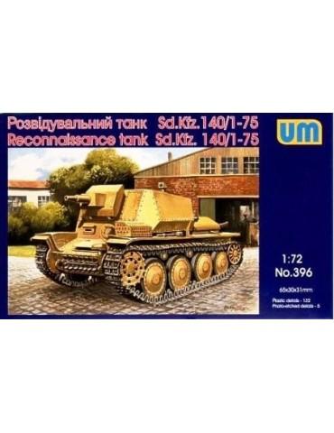 UM 396 Reconnaissance tank...