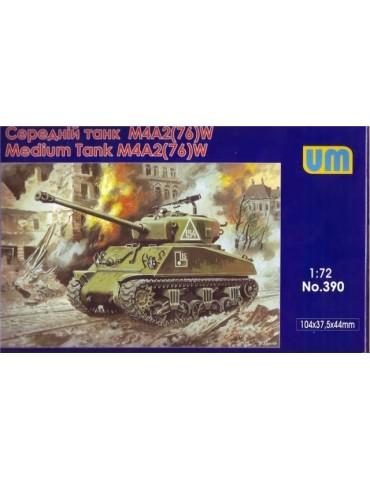 UM 390 M4A2(76)W US medium...