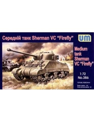 UM 386 Medium tank Sherman...