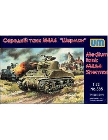UM 385 Medium tank M4A4...