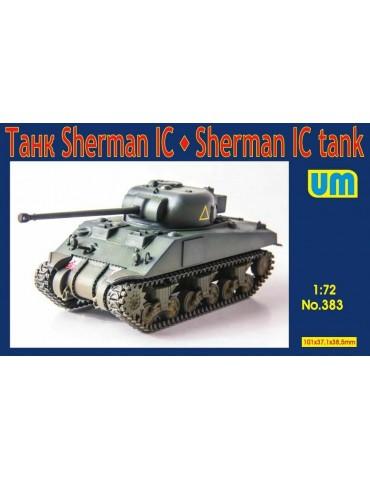 UM 383 Medium tank Sherman...
