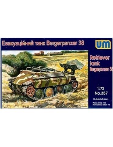 UM 357 Retriever tank...