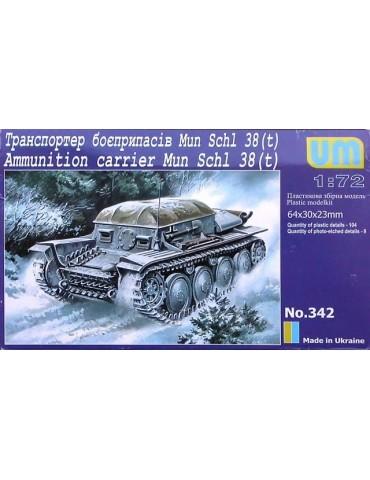 UM 342 Ammunition carrier...