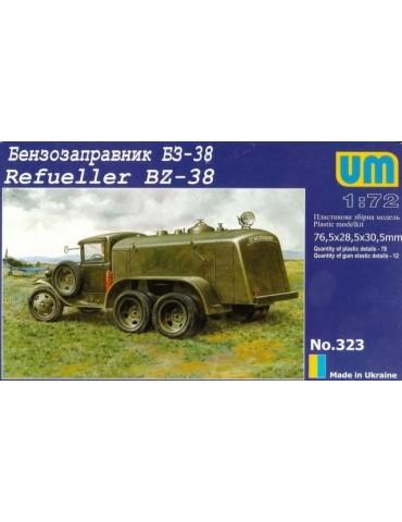 UM 323 Бензозаправщик БЗ-38...