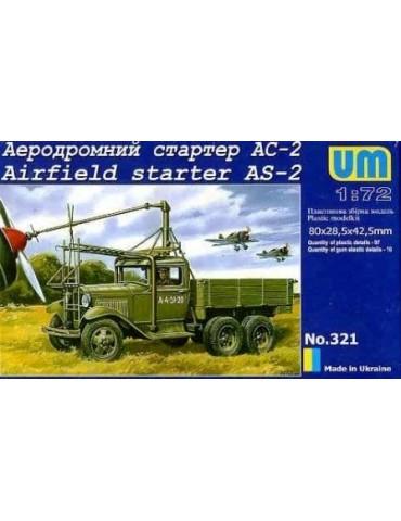 UM 321 Аэродромный стартер...
