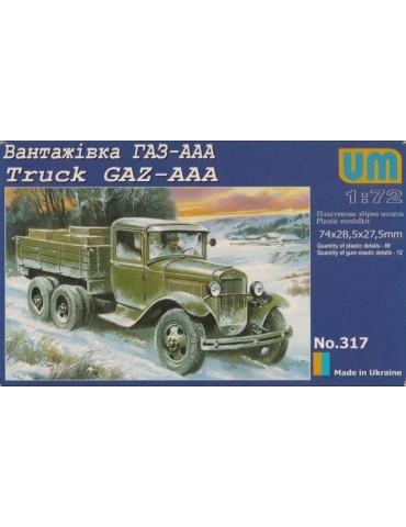 UM 317 Советский грузовик...