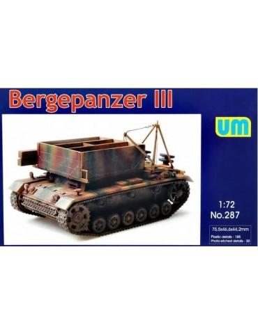 UM 287 Bergepanzer III 1/72