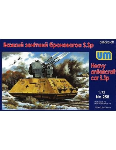 UM 258 Heavy antiaircraft...