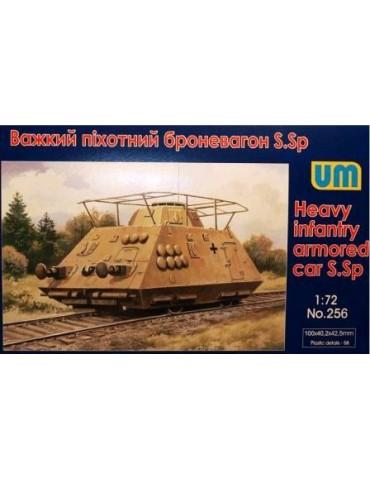 UM 256 Heavy infantry...
