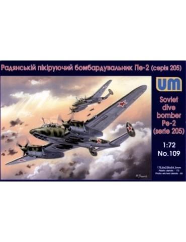 UM 109 Soviet dive bomber...