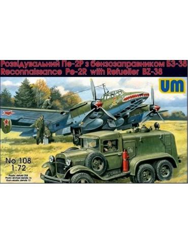 UM 108 Pe-2R W/REFUELLER...