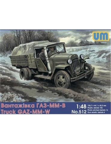 UM 512 Грузовик Г-ММ-В 1/48