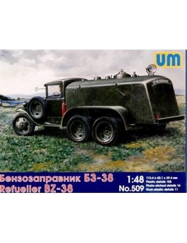 UM 509 Бензозаправщик БЗ-38...