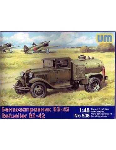 UM 508 Бензозаправщик БЗ-42...