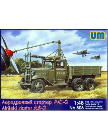 UM 506 Аэродромный стартер...