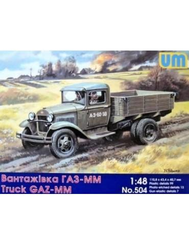 UM 504 Советский грузовик...