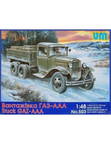 UM 503 Советский грузовик...