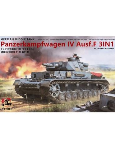 Border BT-003 Pz.Kpfw.IV...