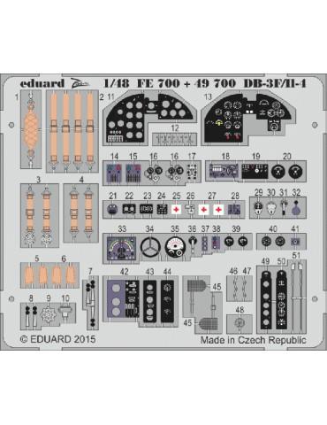 Eduard FE700 DB-3F/Il-4...