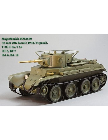 Magic Models MM3550 Ствол...