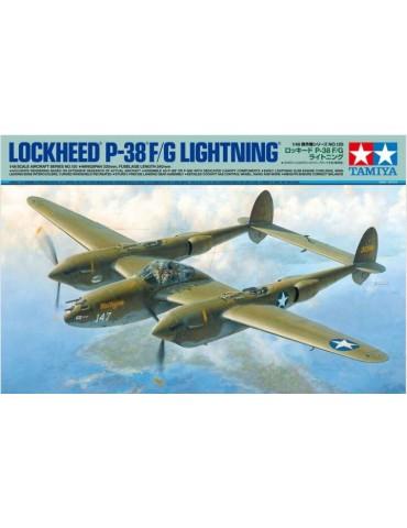 Tamiya 61120 Lockheed P-38...