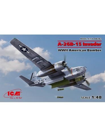 ICM 48282 A-26B-15 Invader...