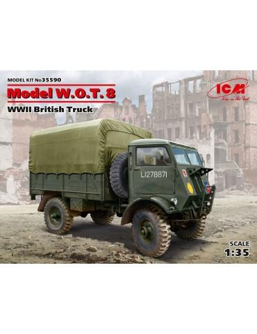 ICM 35590 WWII British...