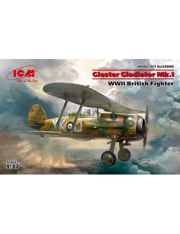 ICM 32040 Gloster Gladiator...