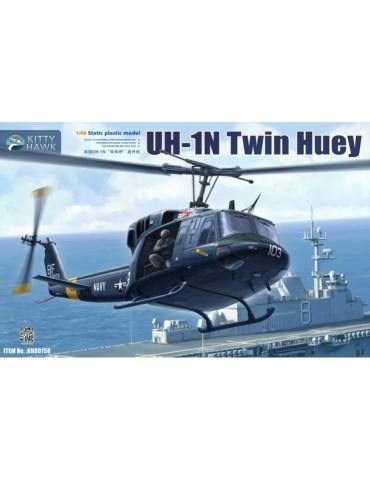 Kitty Hawk KH80158 UH-1N Twin Huey 1/48