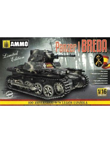 Ammo A.MIG-8503 Panzer I...
