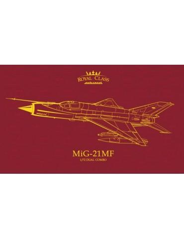 Eduard R0017 МиГ-21МФ Royal...